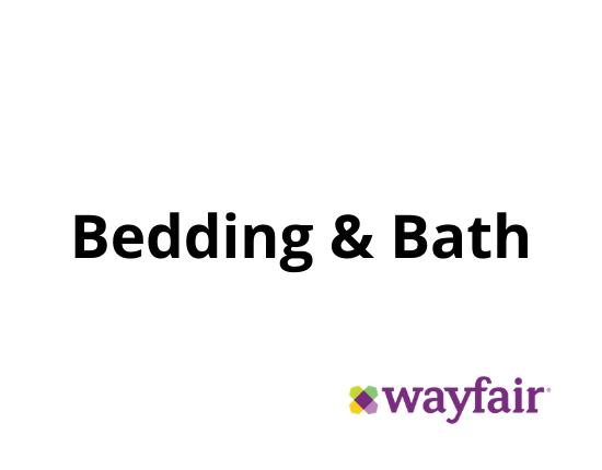 Bedding & Bath Wayfair