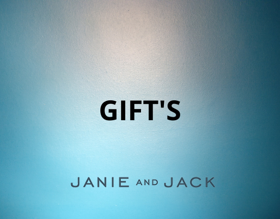 Gifts Janie and Jack