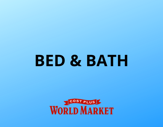 Bed & Bath World market