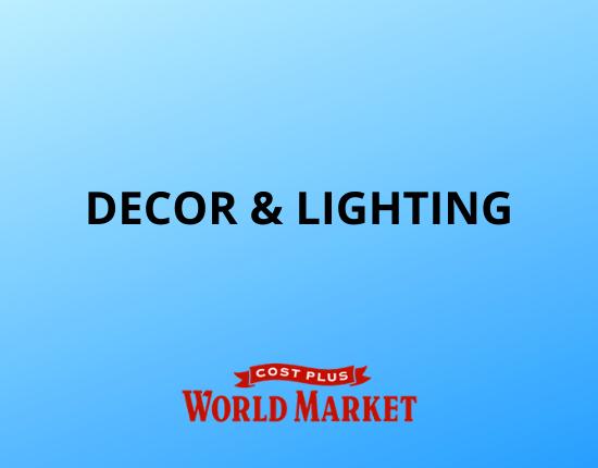 Decor & Lighting World market