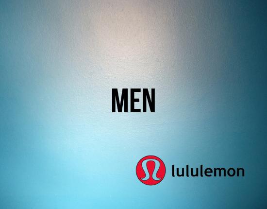Men - Lululemon