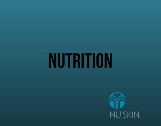Nutrition - Nu Skin