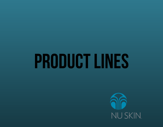 Product Lines - Nu Skin