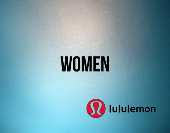 Women - Lululemon