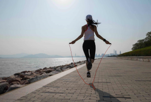 Fitness Skipping Rope