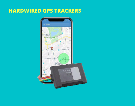 HARDWIRED GPS TRACKERS