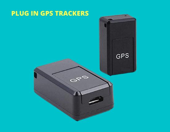 PLUG IN GPS TRACKERS