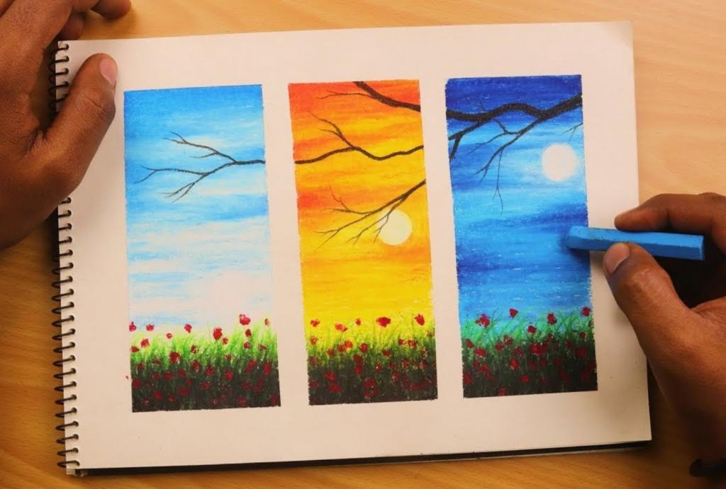 Drawing Art Pencil Kit